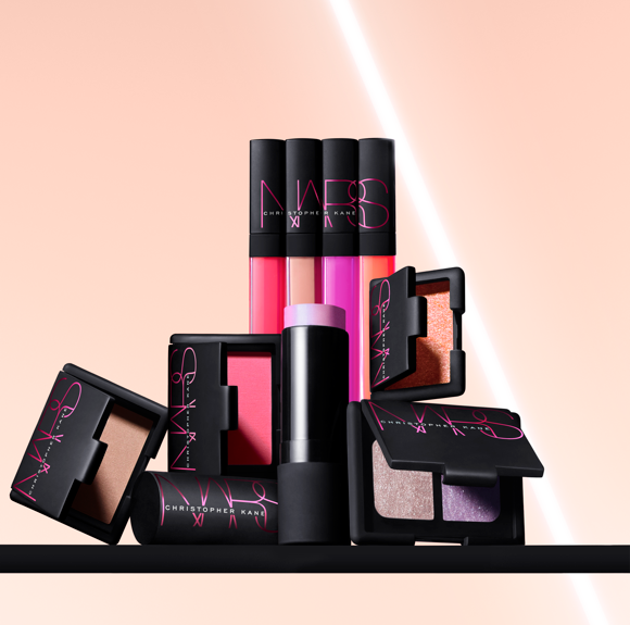 The Christopher Kane for NARS Collection Stylized Product Shot - tif