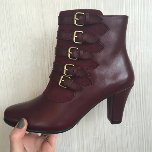 aerosoles fall 2015 Silver Dollar Bootie