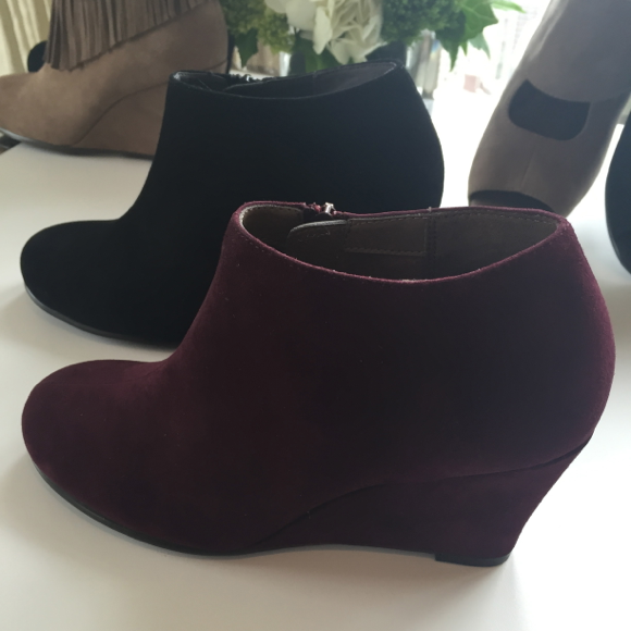 aerosoles.com Plum Pie booties