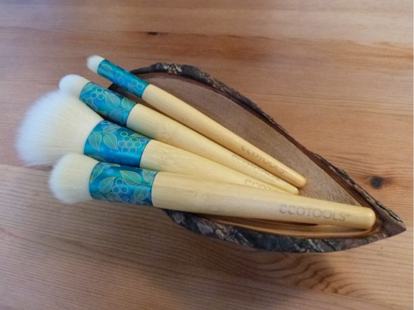 eco tools complexion collection brushes