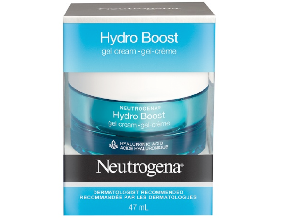 neutrogena hyrdo boost gel cream