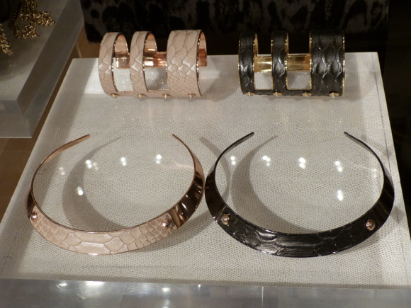 henri bendel fall 2015 jewelry
