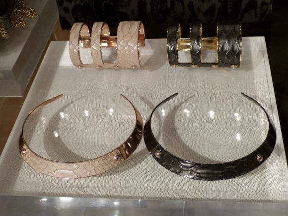 henri bendel fall 2015 jewelry