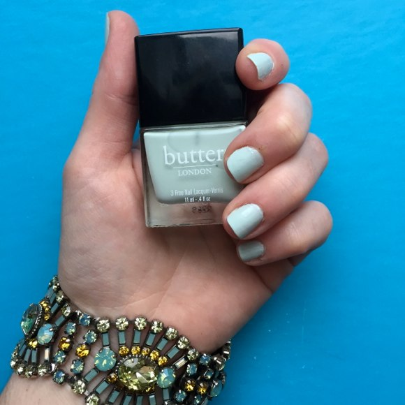 julia dinardo butter LONDON