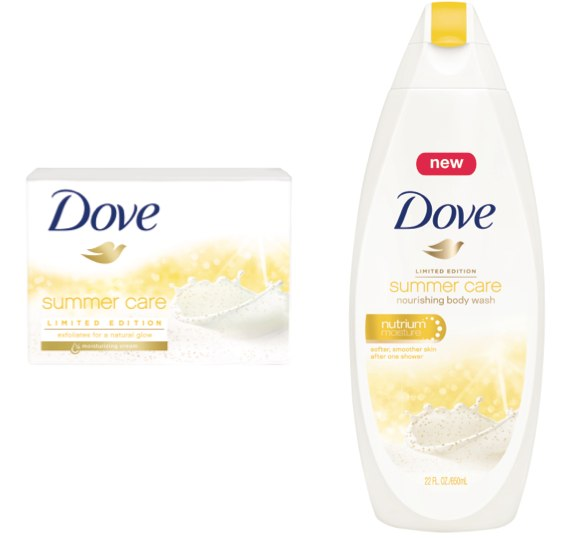 dove summer care