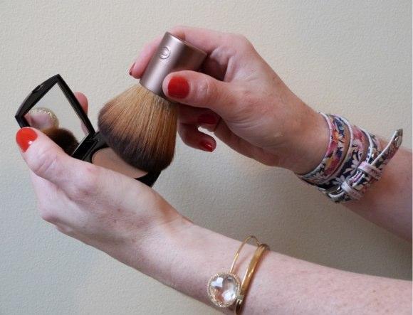 ecotools angled kabuki brush #LooksYouLove