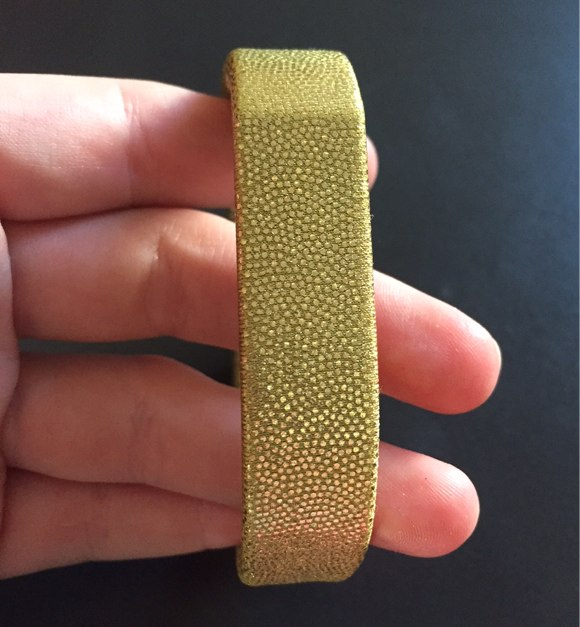design UX fitbit bands