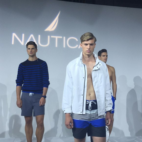 nautica mens fashion week spring 2016