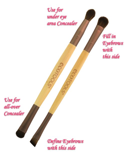 EYE ENHANCING DUO SET ECOTOOLS