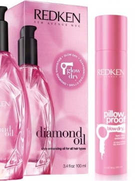 redken blow-dry collection