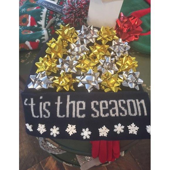 tjmaxx marshalls holiday hats