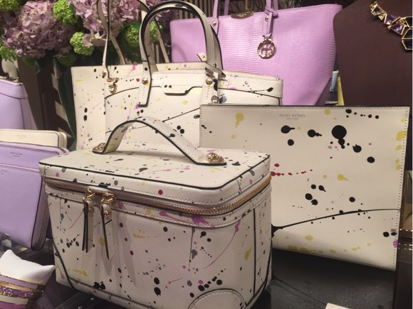 Henri Bendel Splatte 2016 collection