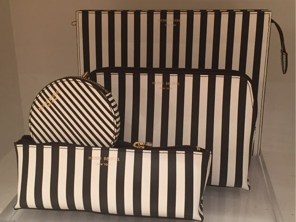 Henri Bendel Spring 2016 travel