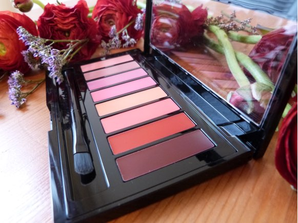 maybelline lip palette