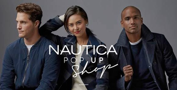 nautica pop up shoo nyc