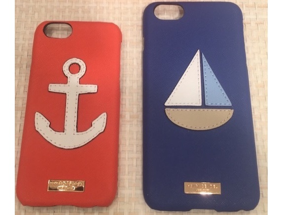 henri bendel nautical phone cases