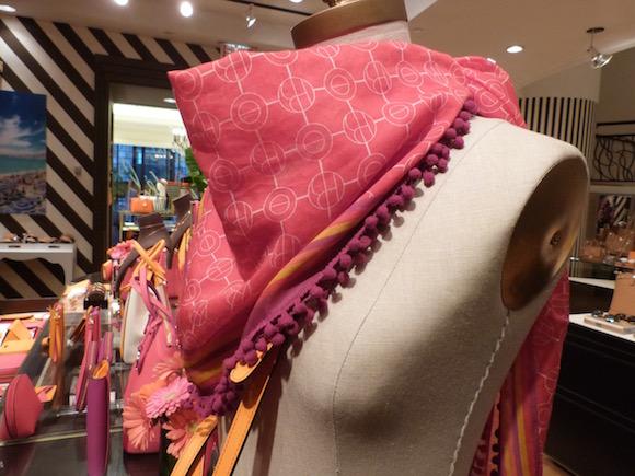 henri bendel scarf 2016