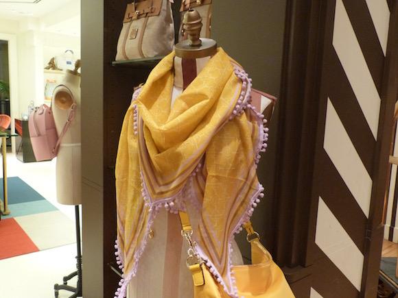 henri bendel scarfs 2016