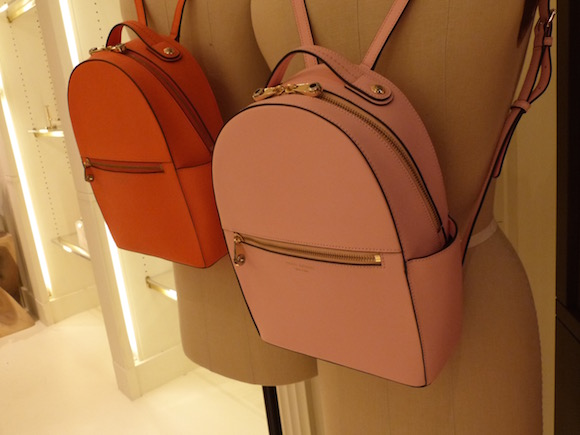henri bendel leather backpacks 2016