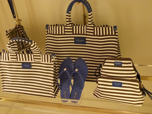 henri bendel signature stripe accessories