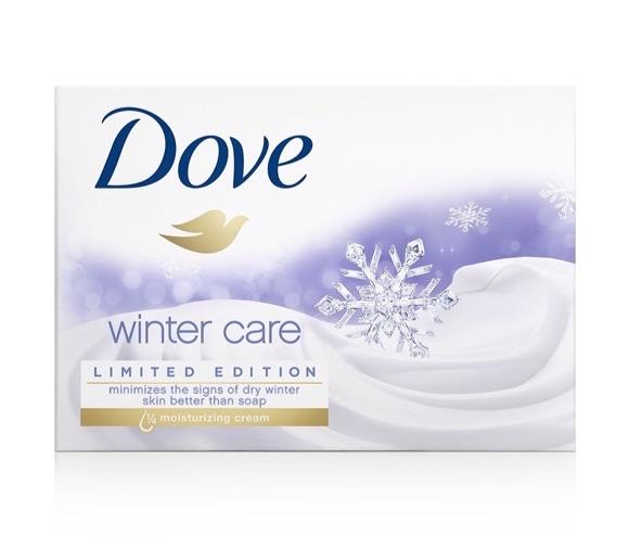 dove beauty bar winter care