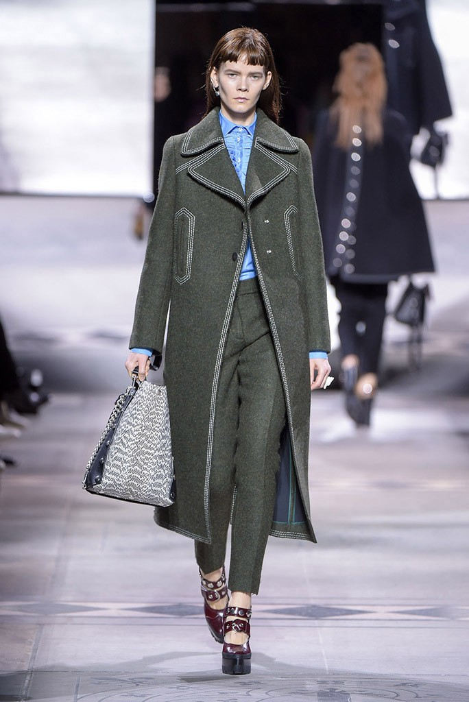 Mulberry RTW Fall 2016