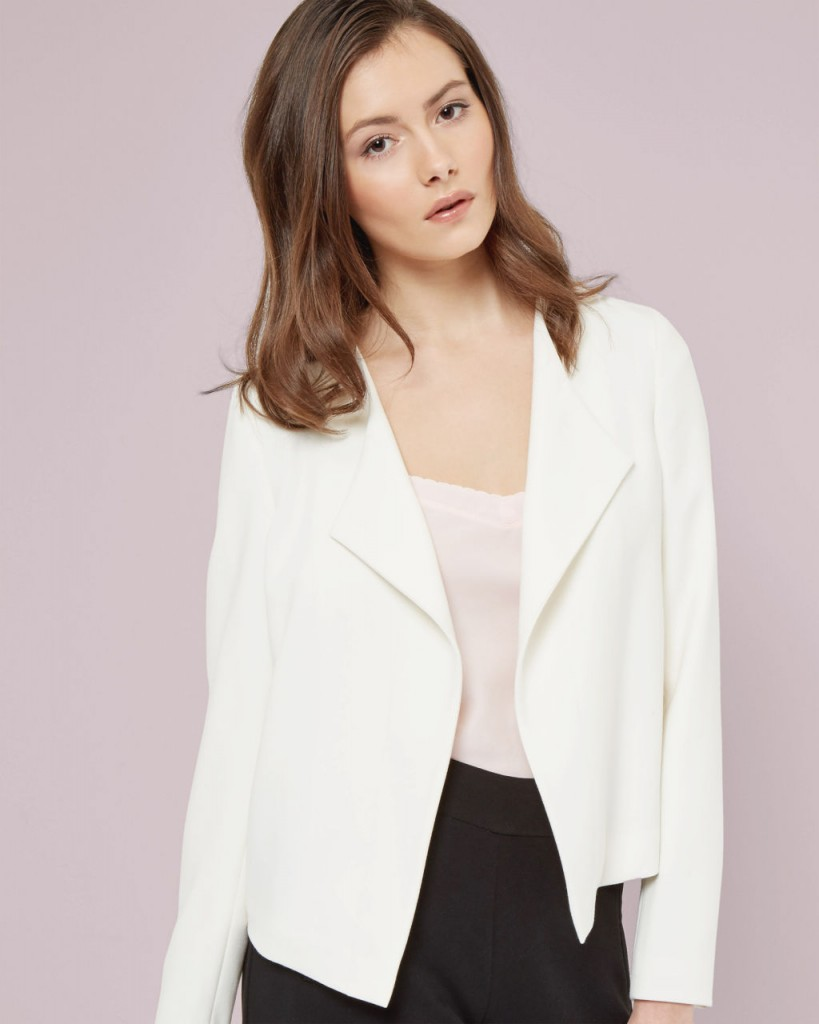Formie Waterfall Front Jacket
