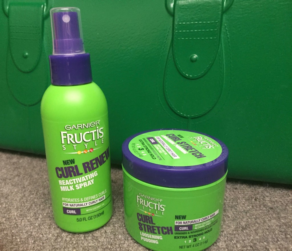 garnier fructis curl collection