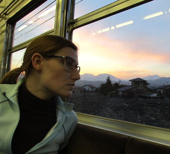julia dinardo japan