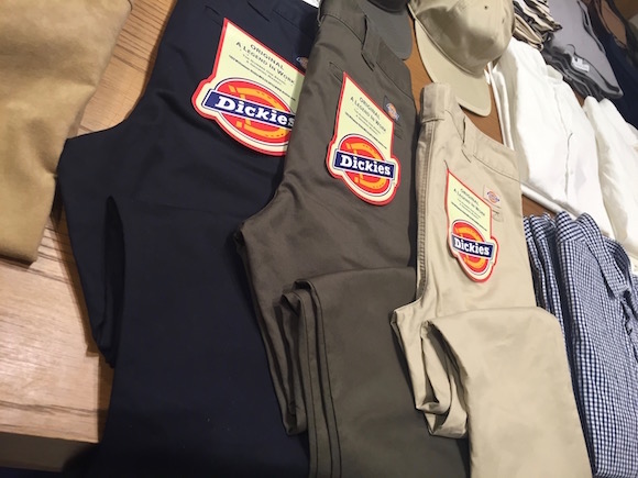 dickies in japan