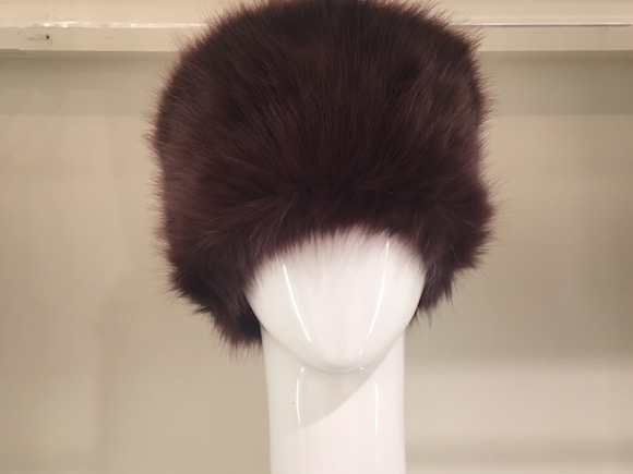 Henri Bendel fall 2016 hat