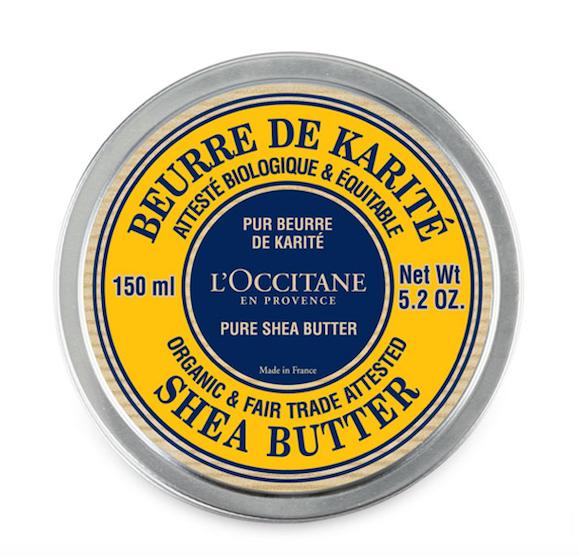 shea butter l'occitane