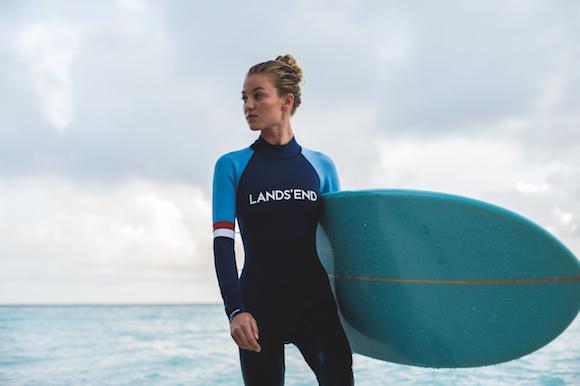 lands' end sport