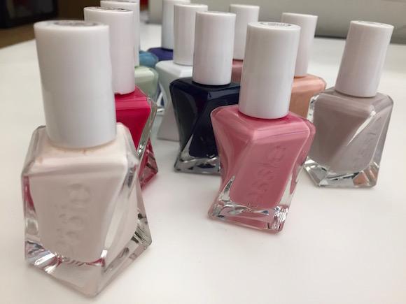 essie gelcouture nail polish