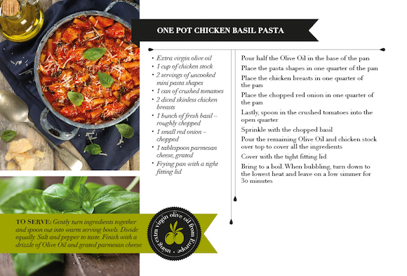 TOUC4332 Recipe Card_One Pot Chicken Basil Pasta AW3