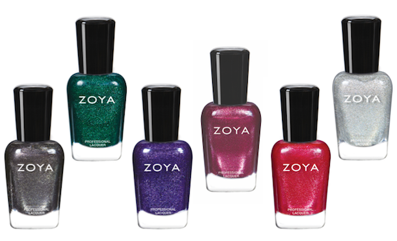 zoya metallic holos urban grunge fall 2016