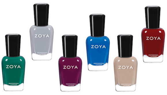 zoya one coat creams urban grunge fall 2016