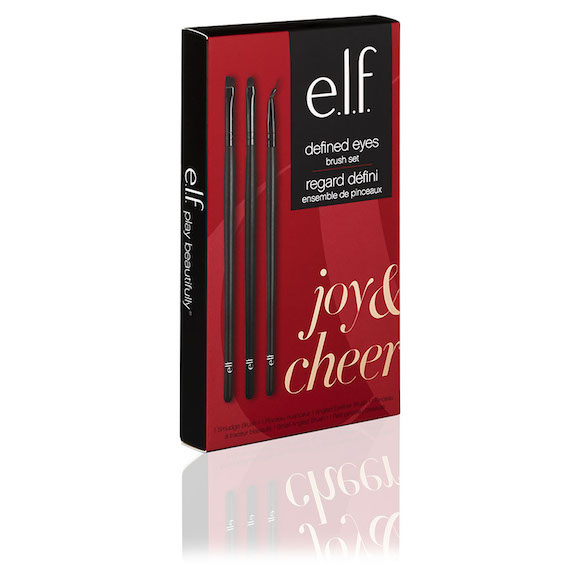 e.l.f. Defined Eyes Brush Set