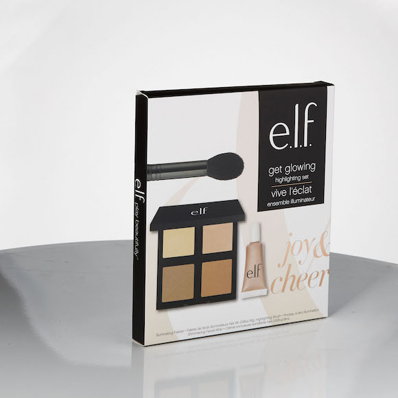 e.l.f. Get Glowing Highlighting Set