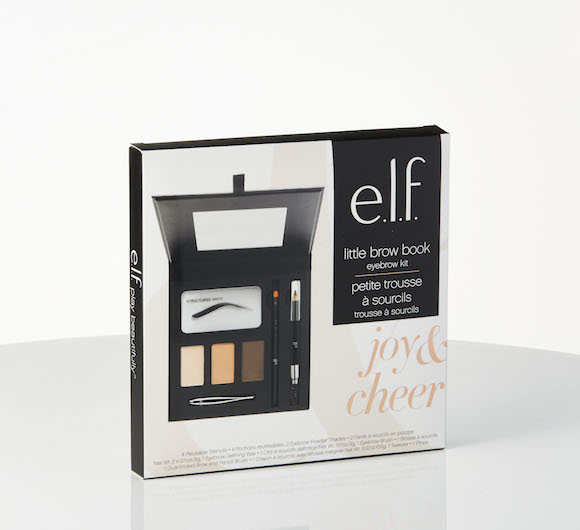 e.l.f. Little Brow Book Eyebrow Kit