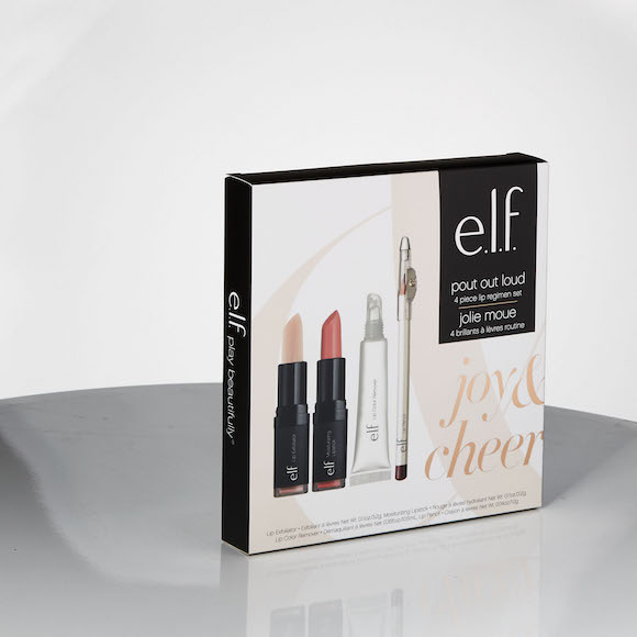 e.l.f. Pout Out Loud kit
