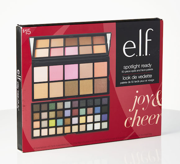 e.l.f. Spotlight Ready 50 Piece Eyes and Face Palette