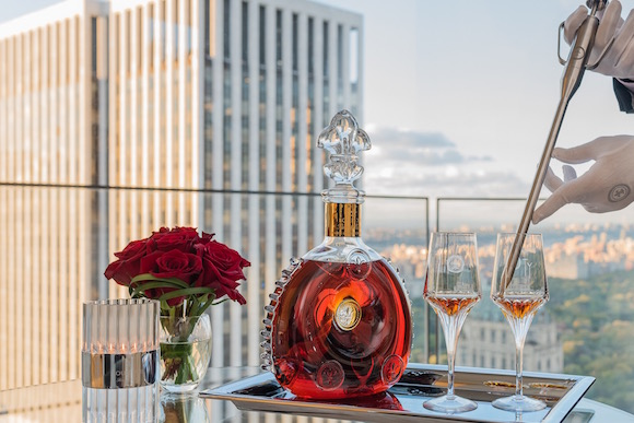 four seasons Louis XIII experience
