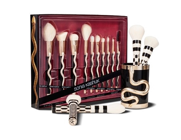 sonia kashuk brush set