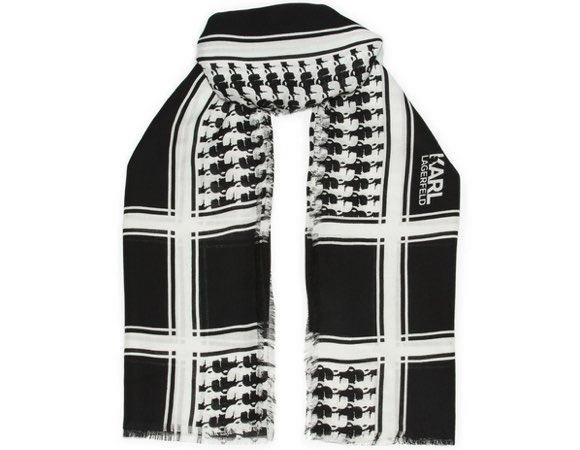 karl-lagerfeld-paris-scarf