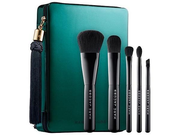 marc jacobs beauty brush set