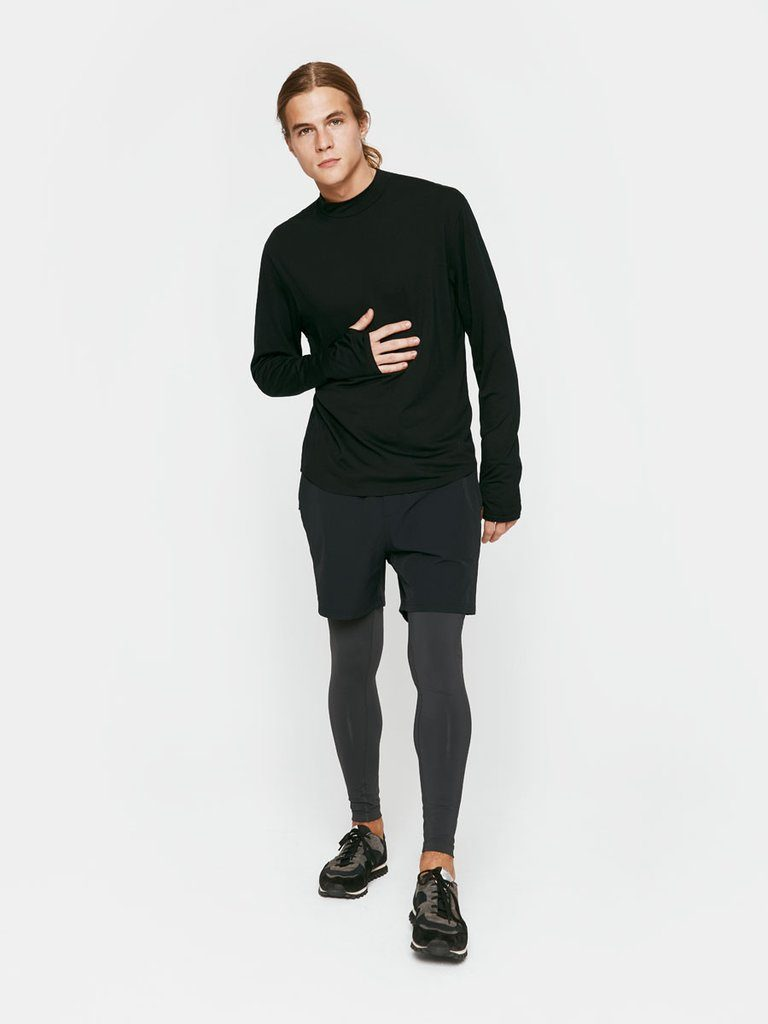 Outdoor Voices Merino Mockneck Longsleeve