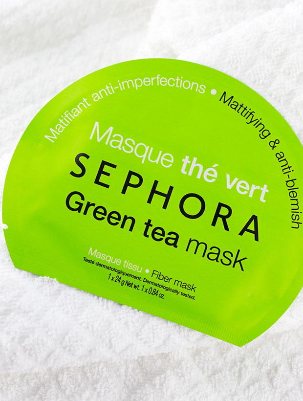 Sephora Green Tea Eye Mask