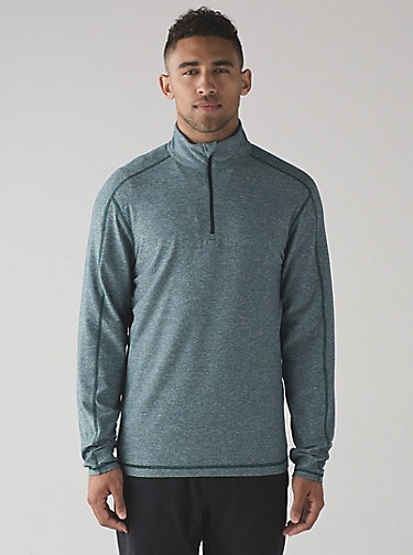 Lululemon Surge Warm 1/2 Zip