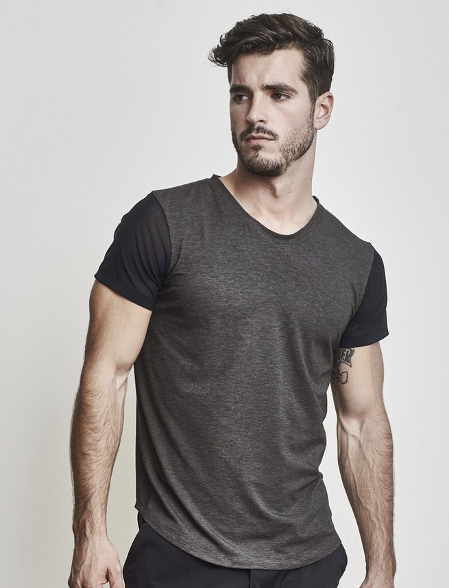EYSOM Foundation Scoop Neck Tee
